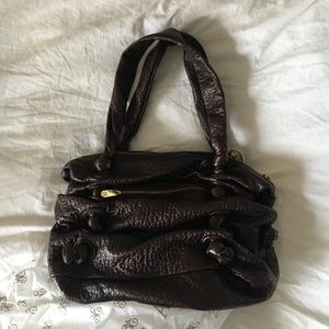 Vieta Leather Handbag